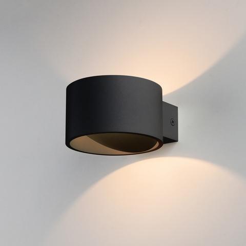 Coneto LED черный Настенный светодиодный светильник MRL LED 1045