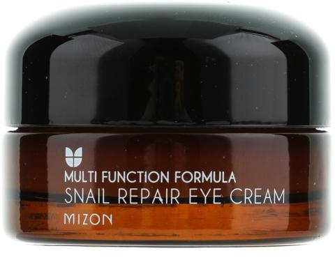 Mizon Крем для кожи вокруг глаз с экстрактом улитки - Snail repair eye cream, 25 мл