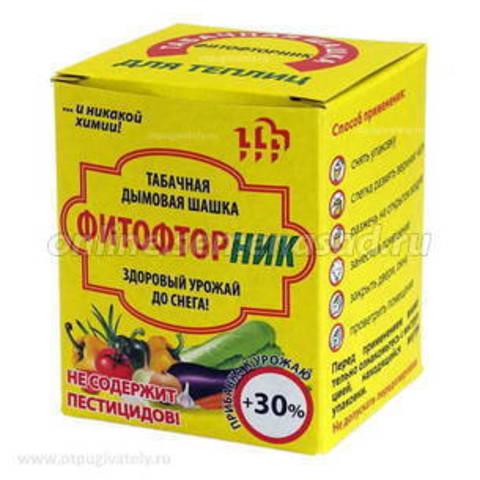 Табачная шашка Фитофторник 220 г.