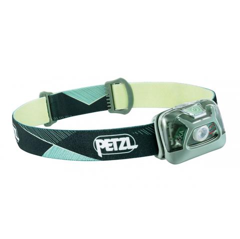 Фонарь светодиодный налобный Petzl Tikka зеленый, 300 лм