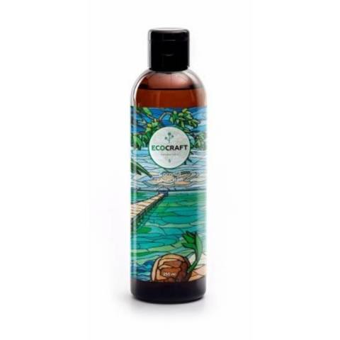 Бальзам для укрепления, питания и увлажнения волос из кокосовой коллекции, EcoCraft