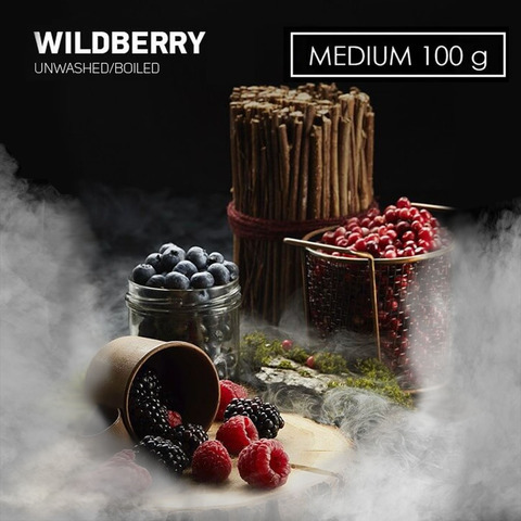 Табак Dark Side 30 г Core Wildberry