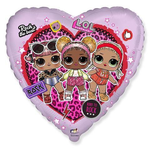 Сердце для девочек