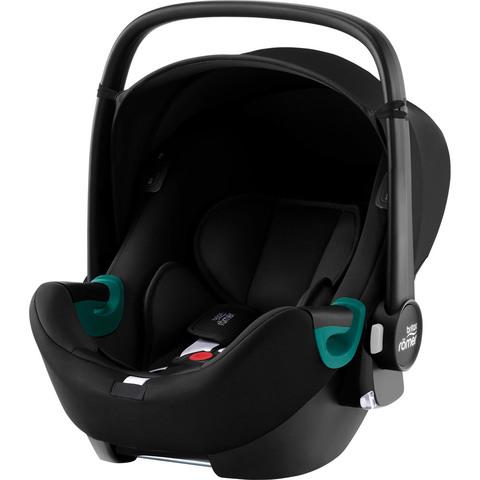 Автокресло Britax Roemer Baby-Safe iSense Space Black