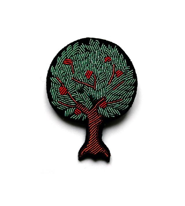 Брошь Tree от Macon&Lesquoy