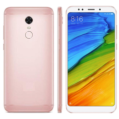 Xiaomi Redmi 5 Plus 4/64GB Pink - Розовый