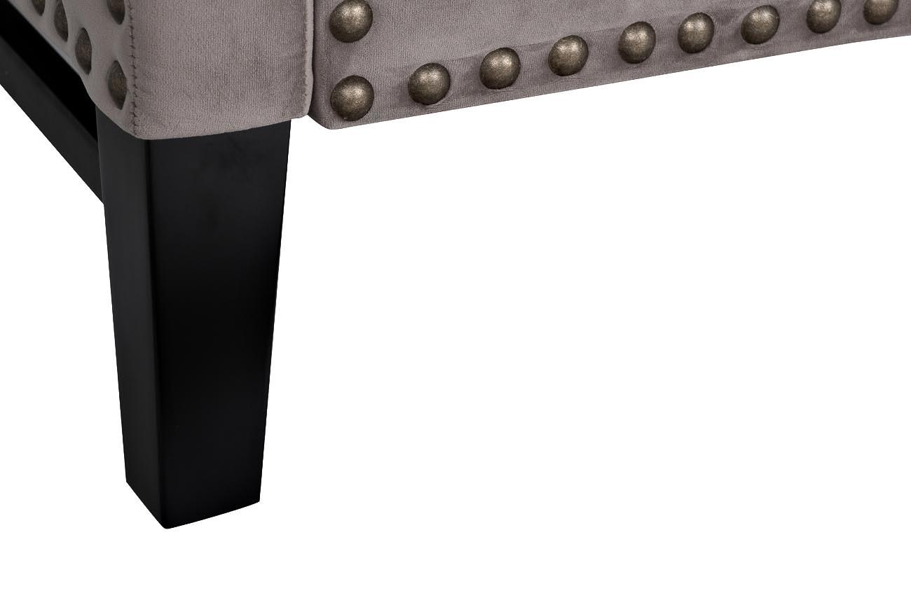 Банкетка с ящиком бежевая (Alice BG) Garda Decor