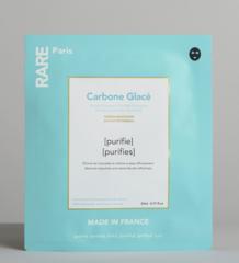 Rare Paris Очищающая маска Carbone Glacé