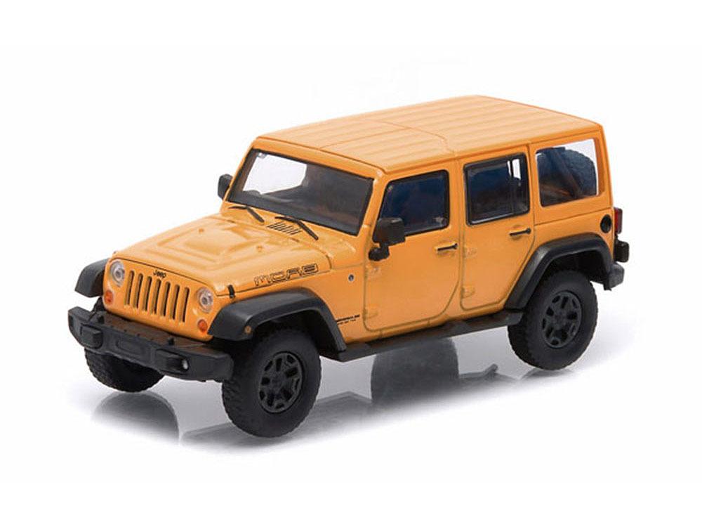 Коллекционная модель Jeep Wrangler 4x4 Unlimited Moab Edition 5-дв. (Hard Top) 2013