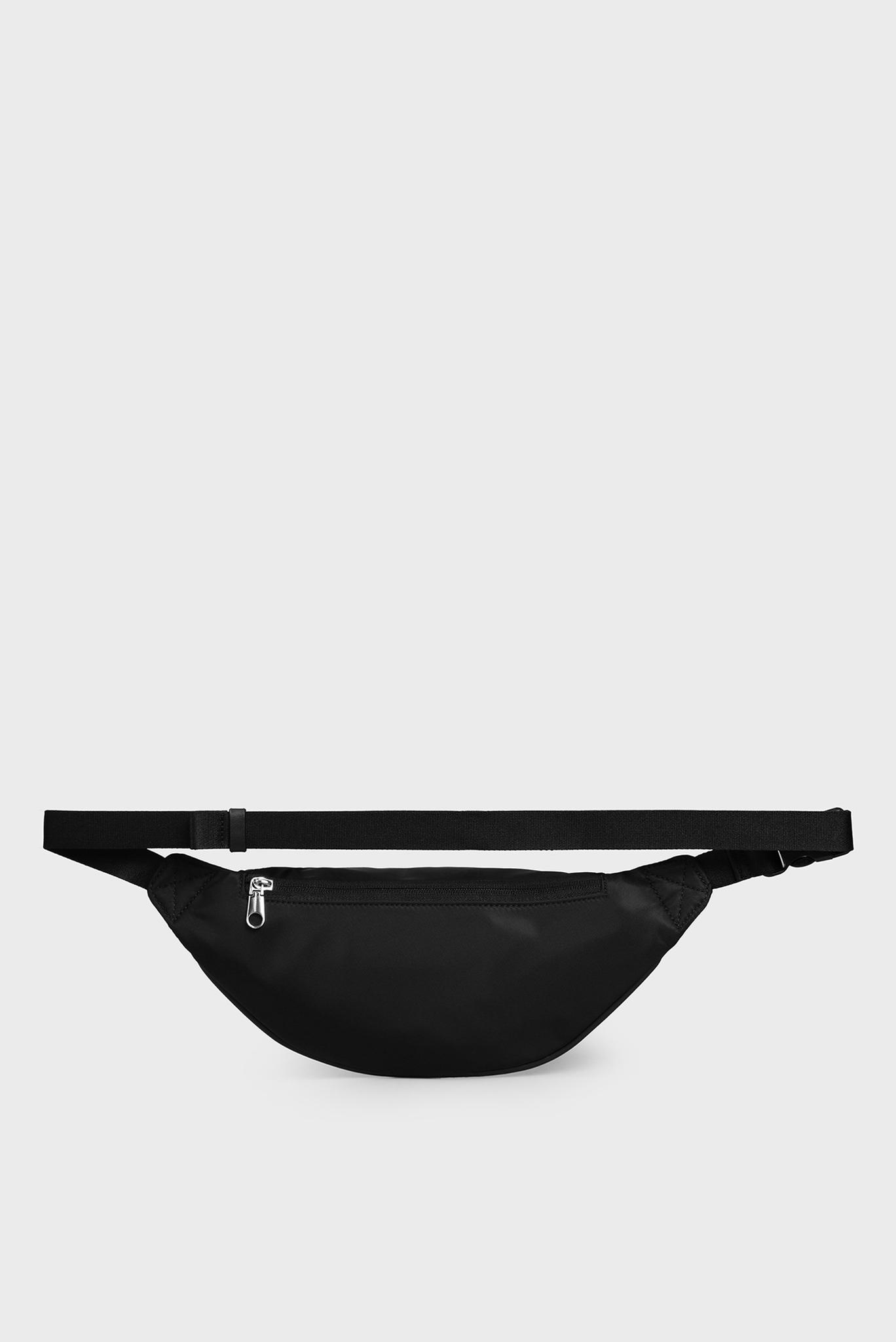 Женская черная поясная сумка Calvin Klein