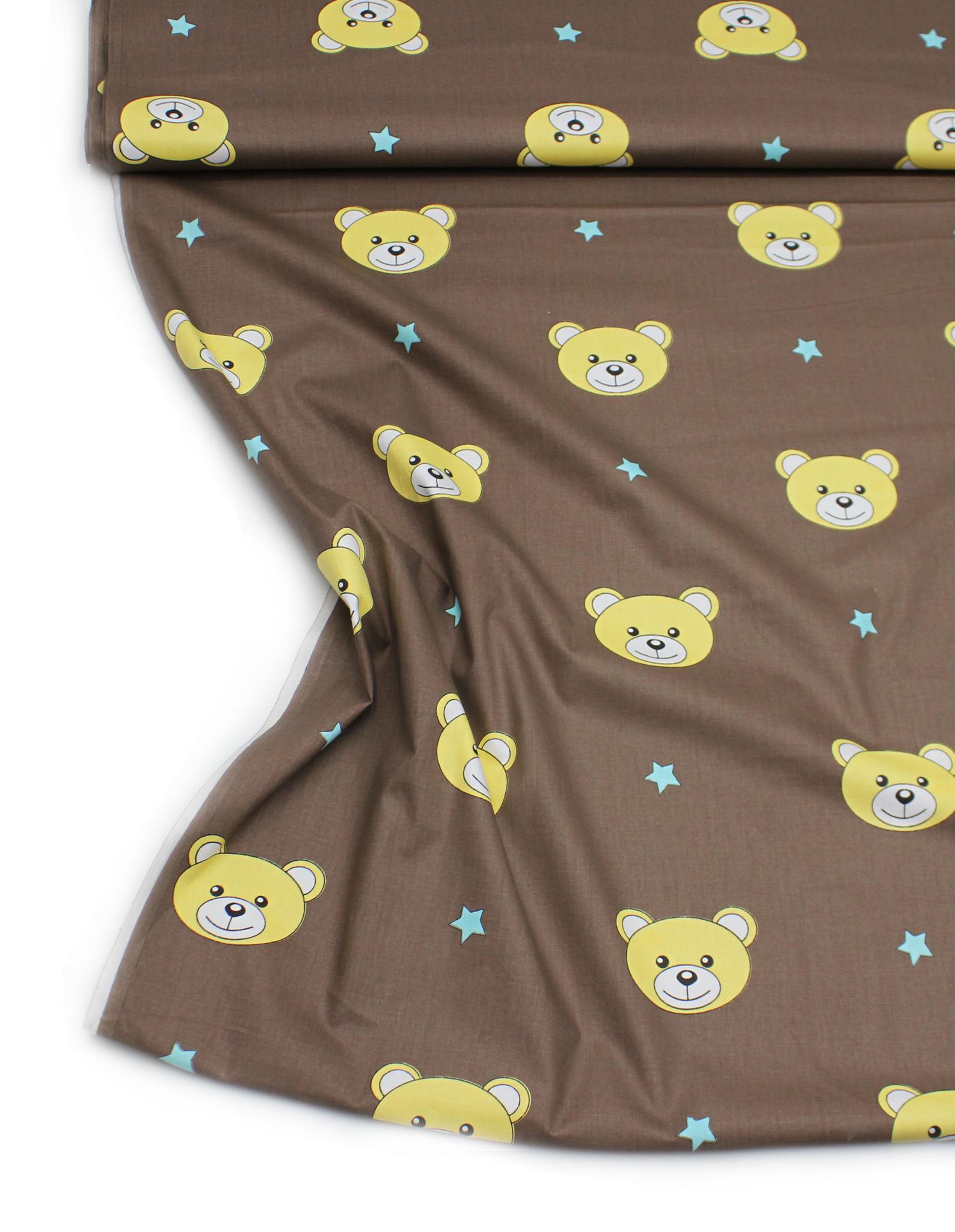 Медвежата шоколадные