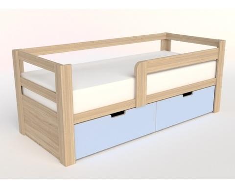 Кровать ИТАКО-2-1400-0700 /1468*710*768/