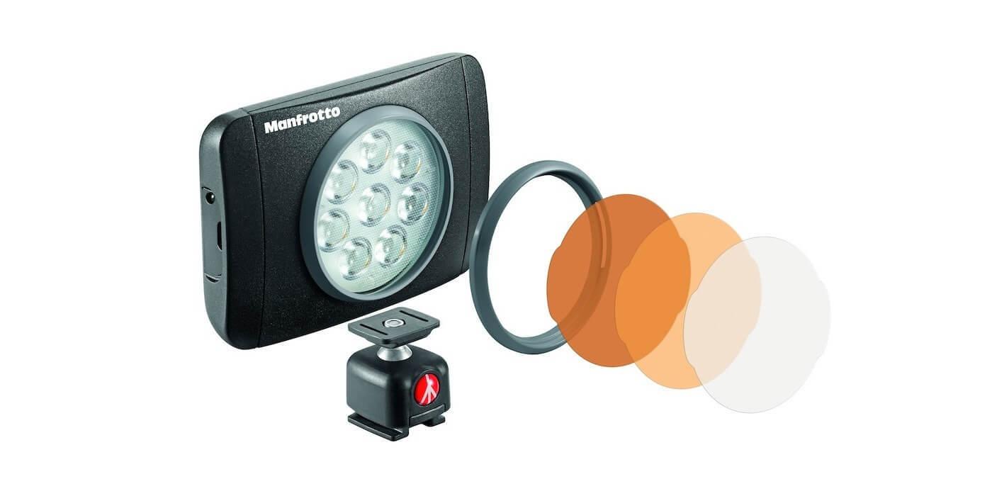 Осветитель светодиодный Manfrotto LED Lumie 8 Muse