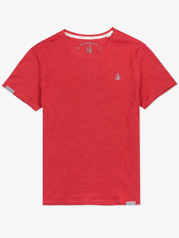 "Men's ""VELIKOROSS"" red t-shirt"