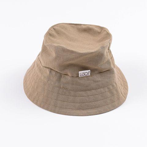 Cotton panama hat - Desert Sand