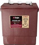 Тяговый аккумулятор Trojan J305G-AC ( 6V 315Ah / 6В 315Ач ) - фотография