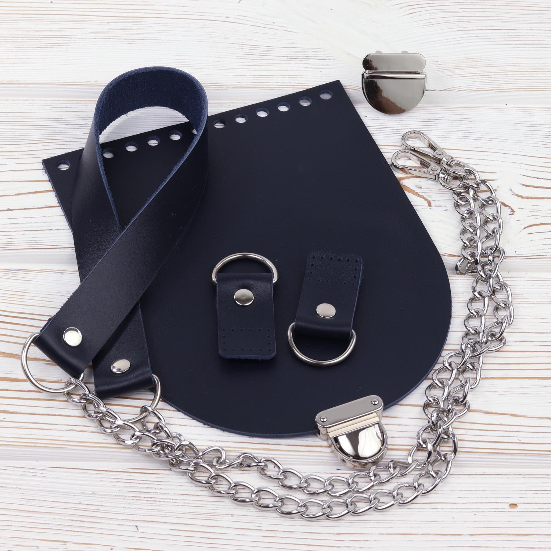 """Каталог Комплект для сумочки Орео """"Ночное небо"""" №2 IMG_5827.jpg"""
