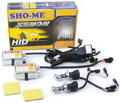 Комплект би-ксенона Sho-me H4 (6000К)