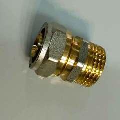 муфта для металлопластиковых труб 16