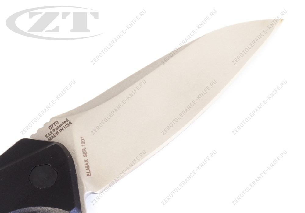 Нож Zero Tolerance 0770 - фотография