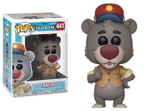 POP! Vinyl: Disney: TaleSpin: Baloo