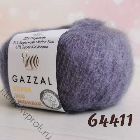 GAZZAL SUPER KID MOHAIR 64411, Голубь