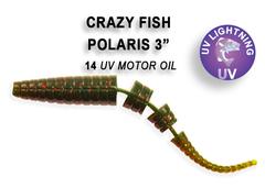 Силикон CRAZY FISH POLARIS 3