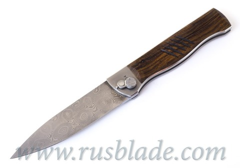 Custom Urakov Confidence Factor S knife