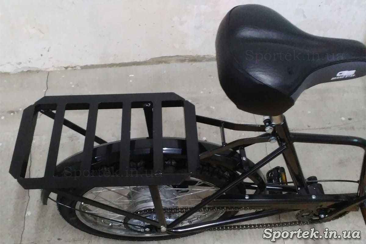 Багажник для велосипеда 'Арден' (встановлюється за потребою)