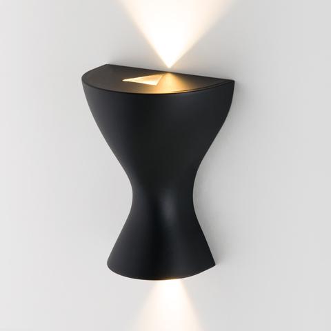 Eos LED чёрный Настенный светильник MRL LED 1021