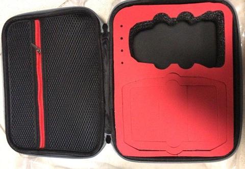 Кейс для квадрокоптера DJI Mini 2 серый размер S.
