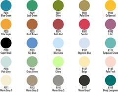 Набор маркеров CHARTPAK LANDSCAPE, пейзаж, 25 цветов