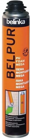 Belinka Belpur Pu Foam Mega Монтажная пена