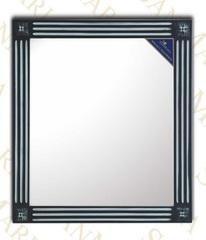 Зеркало SanMaria Версаль-75 черный, золото