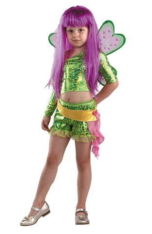 Карнавальный костюм  феи Рокси