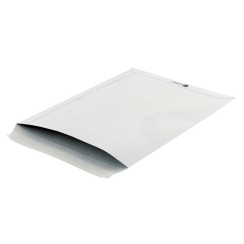 Пакет Bong Securitex С4 из офсетной бумаги 130 г/кв.м стрип (25 штук в упаковке)