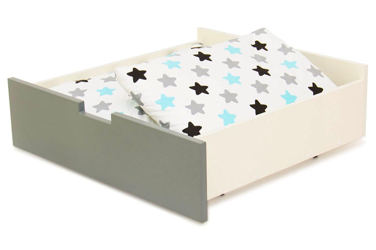 """Ящик для кровати """"Svogen графит"""""""