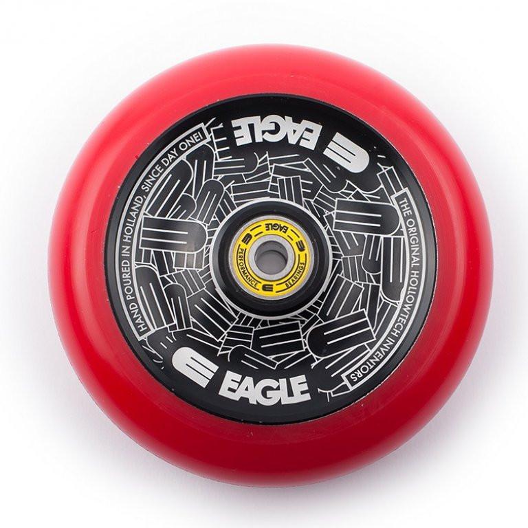 Колесо для самоката EAGLE Radix Full Hollowtech Medium (Black/Red)