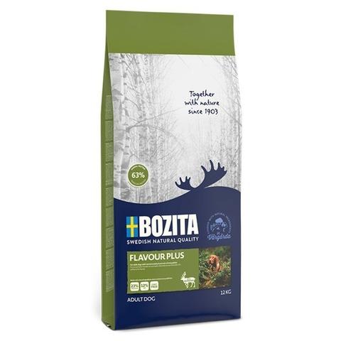 Bozita Flavour Plus 23/12 Сухой корм для взрослых собак с нормальным уровнем активности с мясом оленя