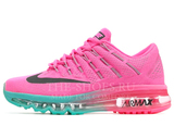 Кроссовки Женские Nike Air Max 2016 Pink Turquoise