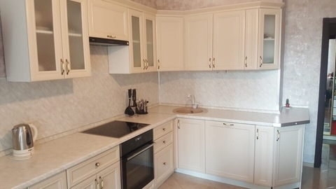 Кухня Шале с багетами 3,6х2,35м
