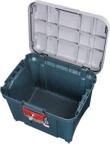 Экспедиционный ящик IRIS RV Box 460, внутри.