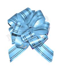 Бант-шар Золотое сечение. 5 см. голубой
