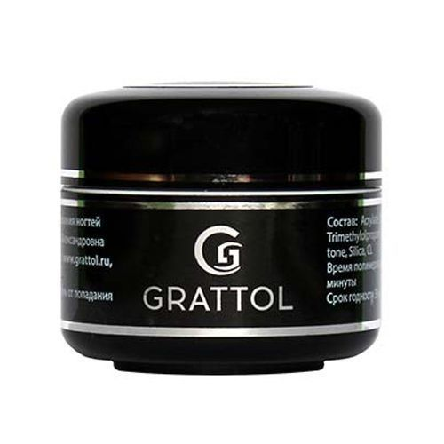 Гель однофазный GRATTOL Clear Gel (Base) 50мл