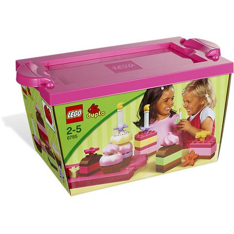 LEGO Duplo: Весёлые тортики 6785 — Creative Cakes — Лего Дупло