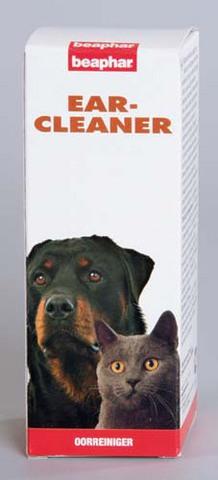 12560 Беафар Ear-cleaner Средство д/кошек и собак для ухода за ушами 50мл*6
