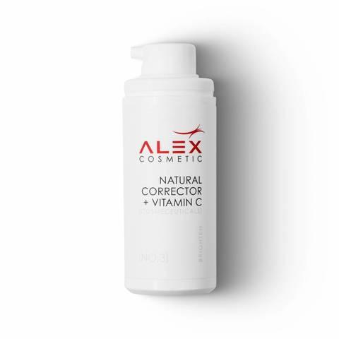 Корректирующий крем с витамином С