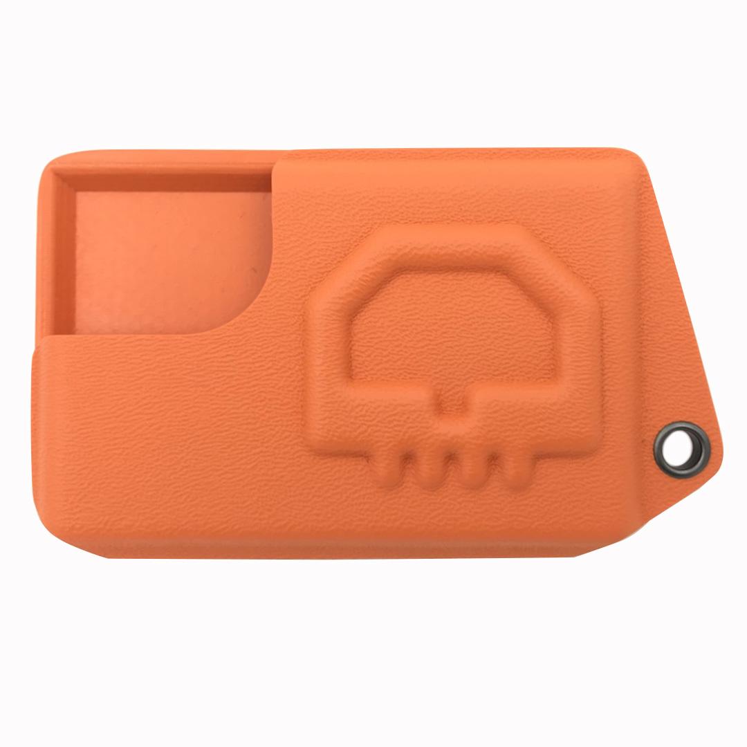 Кардхолдер оранжевый