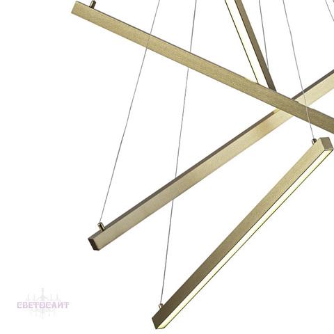 Светильник подвесной 3860/48L серии COMETA