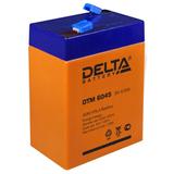 Аккумулятор Delta DTM 6045 ( 6V 4,5Ah / 6В 4,5Ач ) - фотография